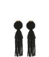 Oscar de la Renta - Classic Short Tassel C Earrings