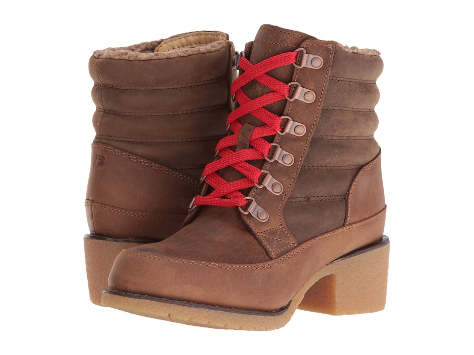 Durango Cabin 6 Lacer (Brown) Women