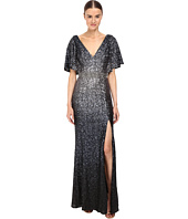 Marchesa Notte - Ombré Sequin Gown