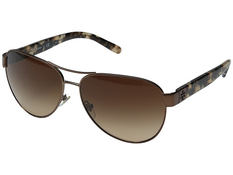 Tory Burch 0TY6051 - Bronze/Pearl Brown Tortoise/Dark Brown Gradient