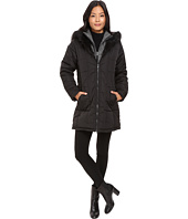 KC Collections - Hood Fur Trim Puffer