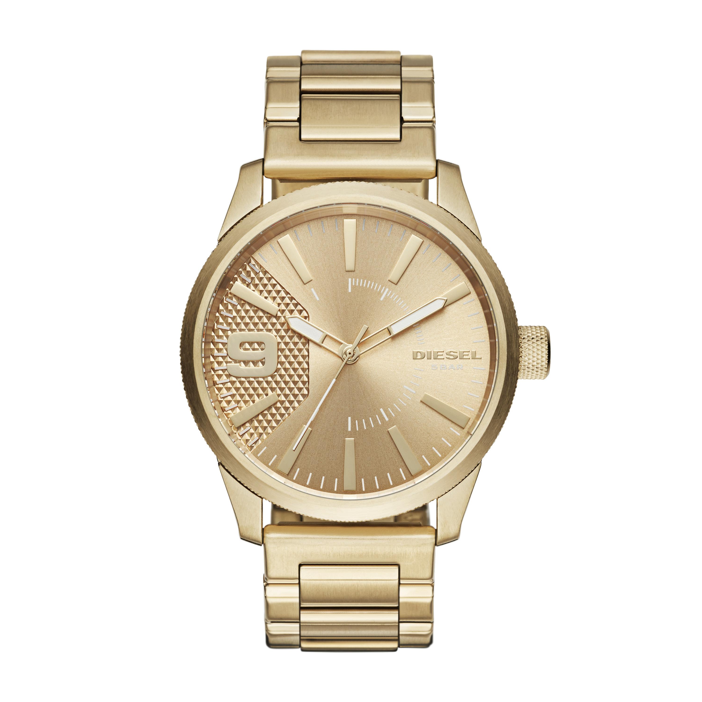 Diesel Rasp - DZ1761 (Gold) Watches