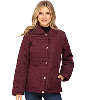 KC Collections - Box Quilted Barn Jacket