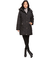 KC Collections - Quilted Puffer with Hood