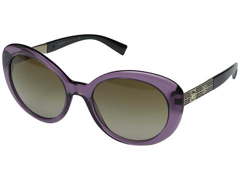 Versace VE4318 - Transparent Violet/Brown Gradient