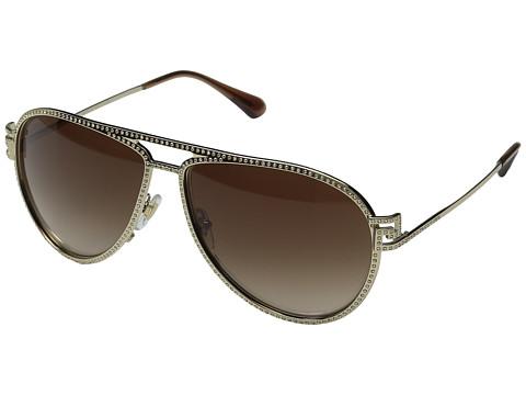 Versace VE2171B - Pale Gold/Brown Gradient