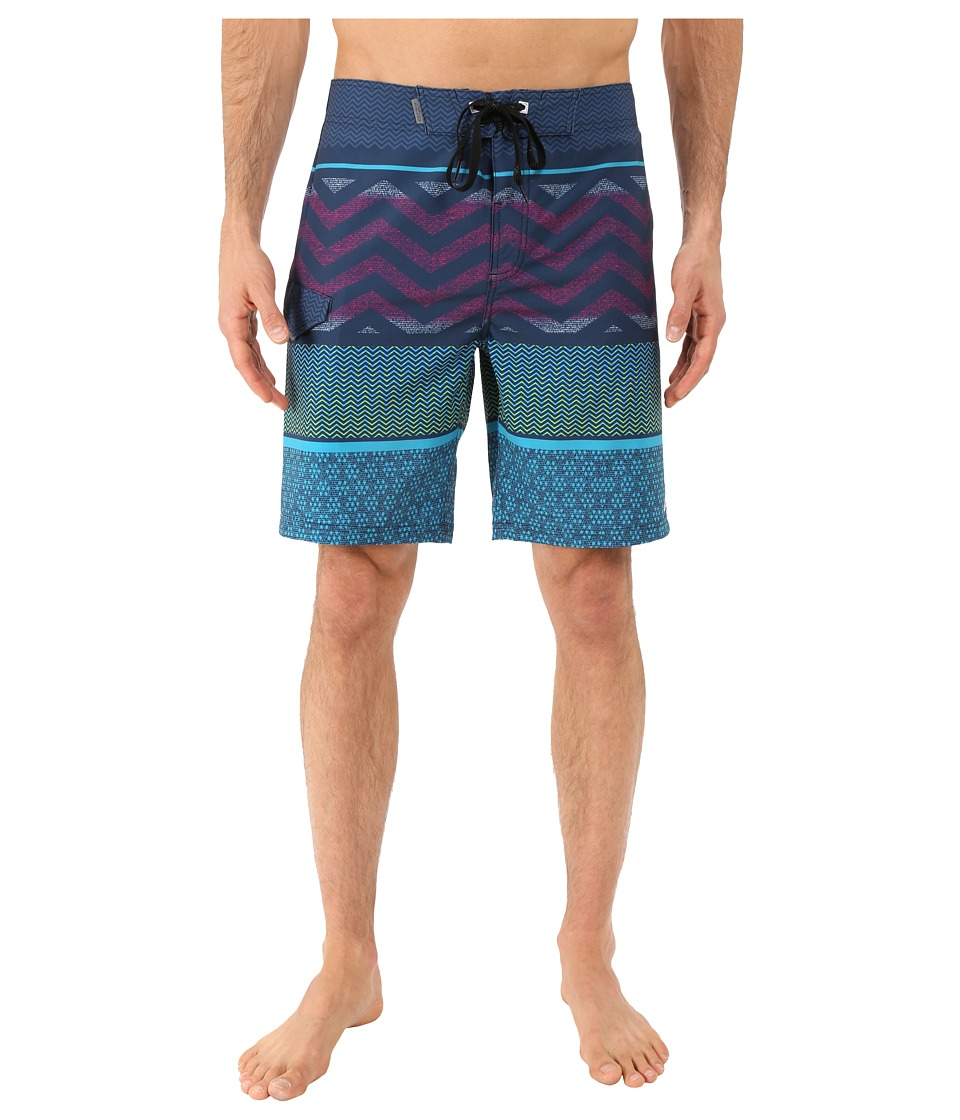 Alpinestars Traction Boardshorts Gray Mens Swimwear