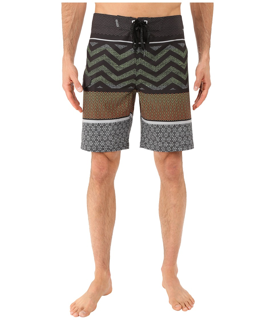 Alpinestars Traction Boardshorts Black Mens Swimwear