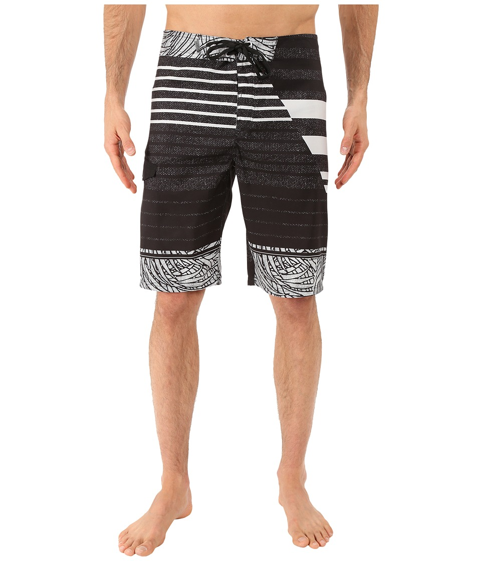 Alpinestars Divided Boardshorts Black Mens Swimwear