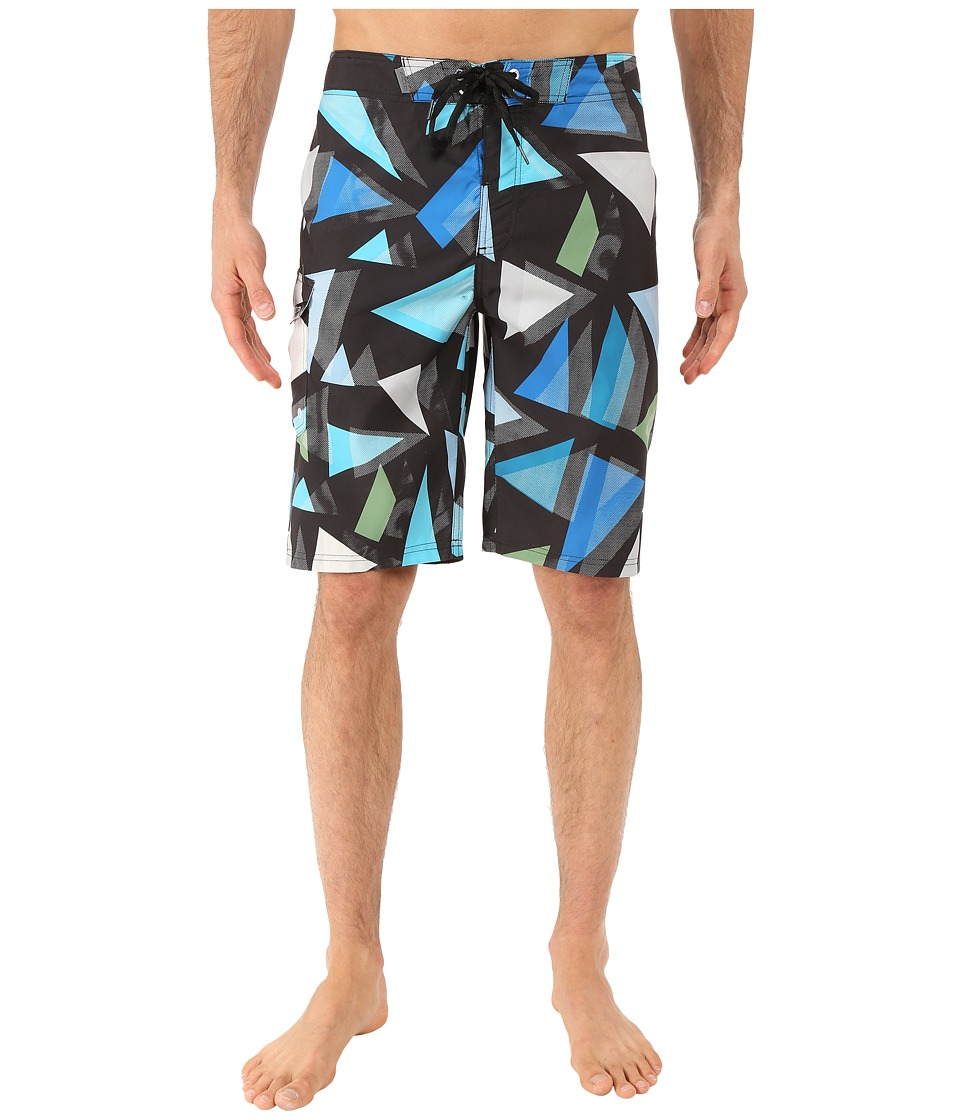 Alpinestars New Wave Boardshorts Black Mens Swimwear
