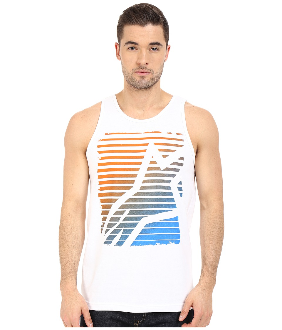 Alpinestars Sunset Tank Top White Mens Sleeveless