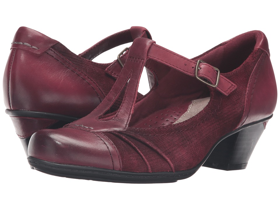 Earth Wanderlust (Rosewood Soft Calf Leather) Women's Shoes