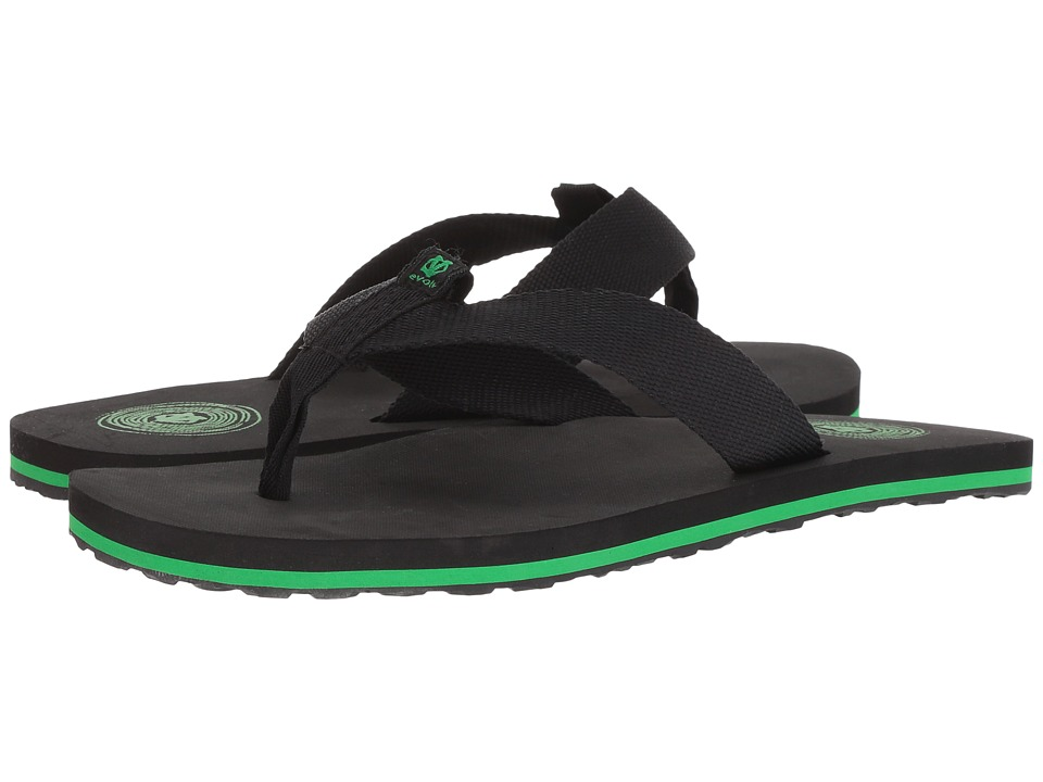 EVOLV - Slack (Black) Mens Shoes