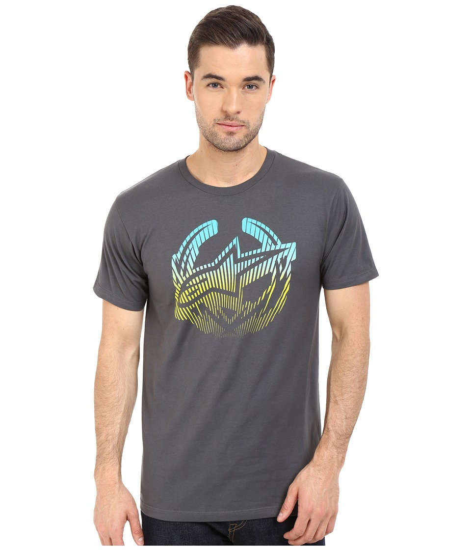 Alpinestars Departure Tee Charcoal Mens T Shirt