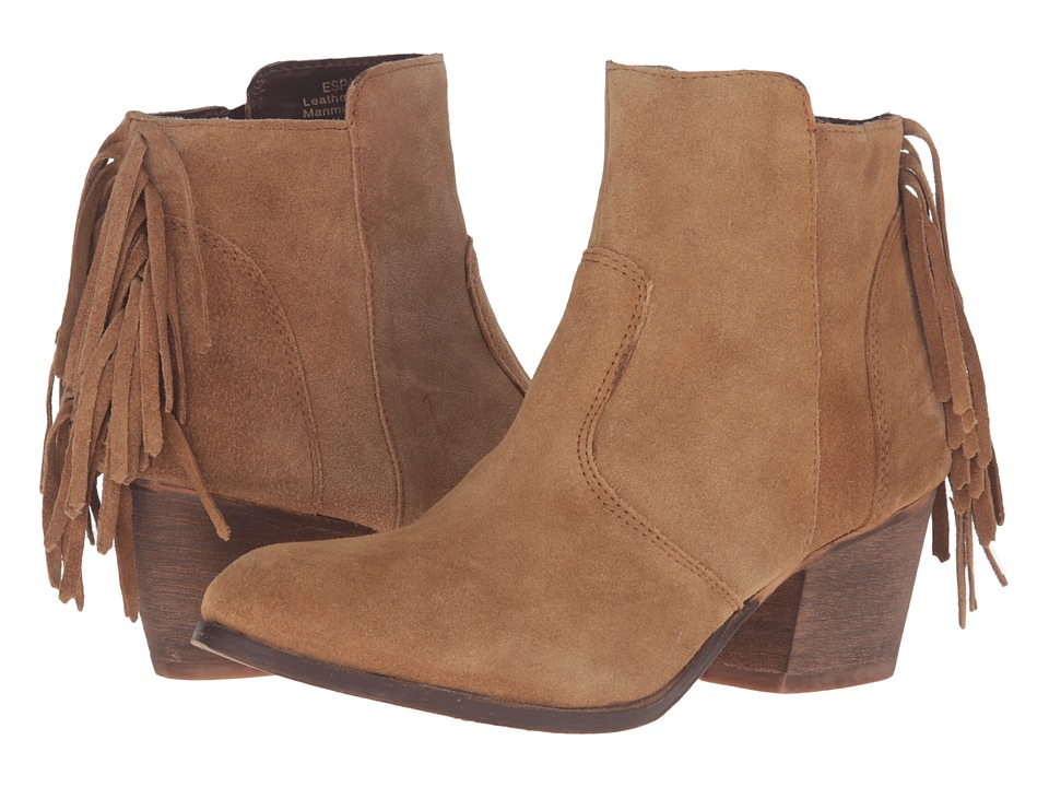Matisse - Espana (Tan Leather Suede) Women