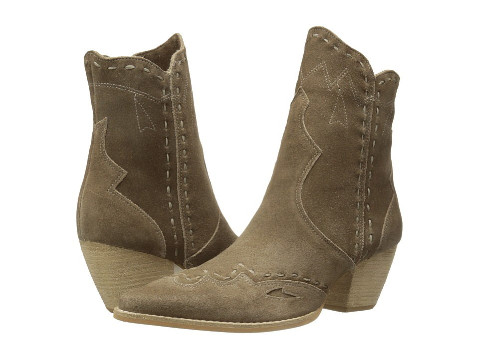 Matisse - Parker (Taupe Leather Suede) Women