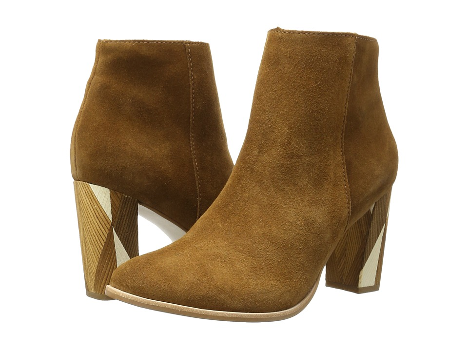 Matisse - Metric (Fawn Leather Suede) Women