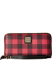 Dooney & Bourke - Tucker Large Zip Around Wristlet