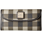 Dooney & Bourke Tucker Continental Clutch