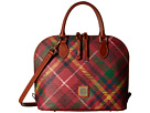 Dooney & Bourke Durham Zip Zip Satchel