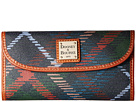 Dooney & Bourke Durham Continental Clutch