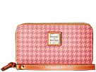 Dooney & Bourke Henderson Zip Around Phone Wristlet