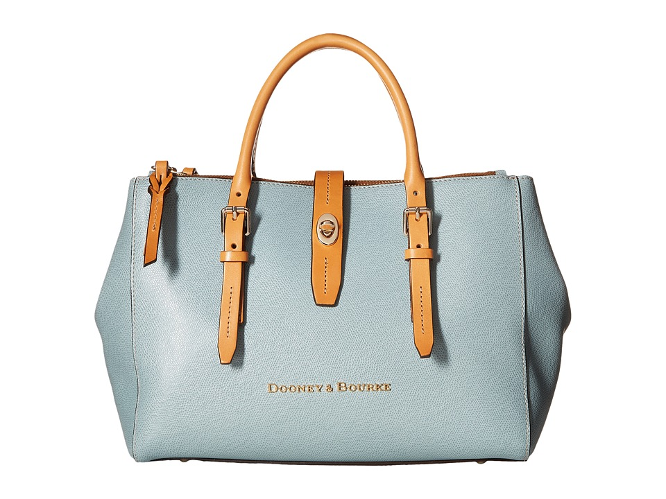 Dooney & Bourke - Claremont Miller Satchel (Heather) Satchel Handbags