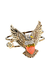 Betsey Johnson - Americana Eagle Hinge Bangle