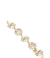 Betsey Johnson - Dream of Betsey Flower Link Bracelet