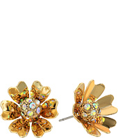 Betsey Johnson - Dream of Betsey Flower Stud Earrings