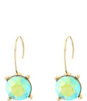 Betsey Johnson - Calypso Green Drop Earrings