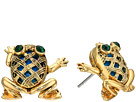 Calypso Frog Stud Earrings