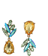 Betsey Johnson - Calypso Pineapple Non-Matching Earrings