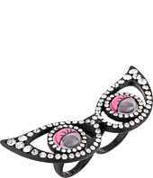 Betsey Johnson - Googly Eyes Glasses Ring