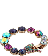 Betsey Johnson - Butterfly Single Row Bracelet