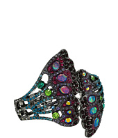 Betsey Johnson - Butterfly Wings Hinge Bangle