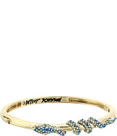 Betsey Johnson - Blue Snake Thin Hinge Bracelet