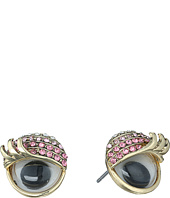 Betsey Johnson - Googly Eyes Stud Earrings
