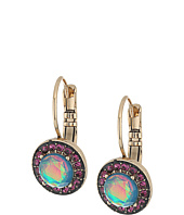 Betsey Johnson - Butterfly Opal Drop Earrings