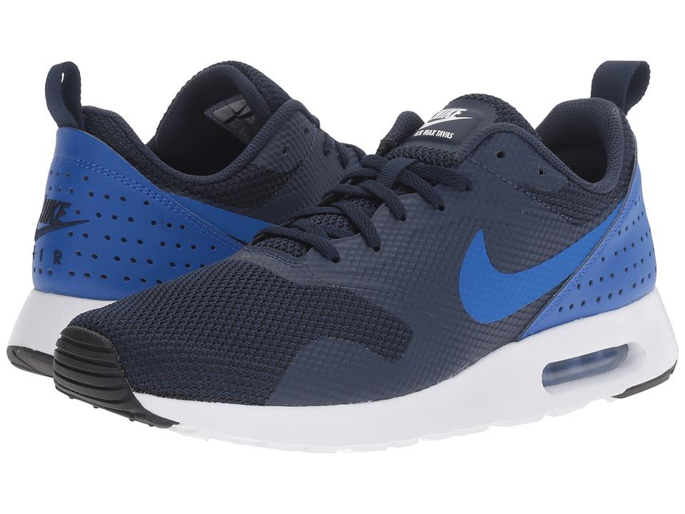 Nike Air Max Tavas (Obsidian/Hyper Cobalt/Black/White) Men
