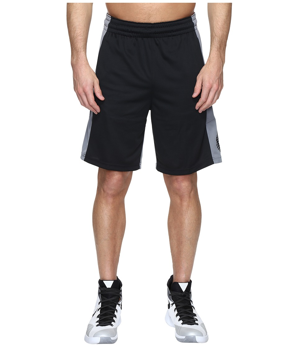 Nike Basketball Short (Black/Cool Grey/Black/Black) Men
