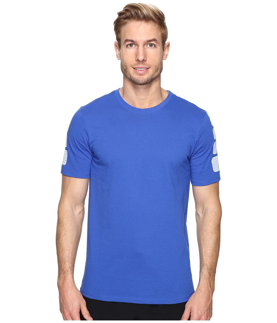 Nike Elite Short Sleeve Tee (Game Royal/Game Royal) Men