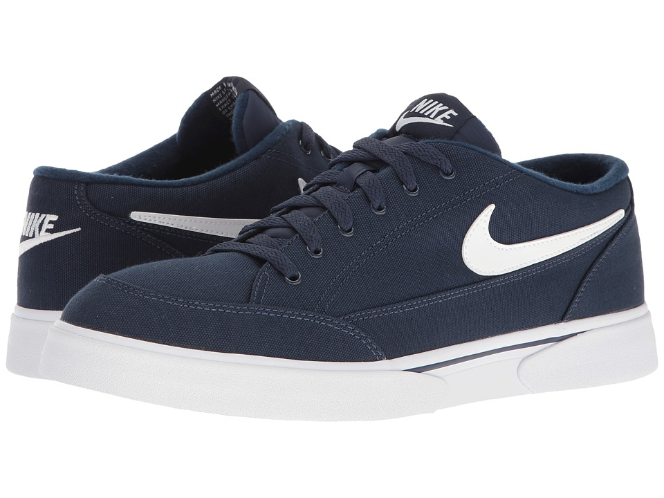 Nike - GTS '16 Textile (Midnight Navy/White) Mens Shoes