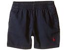 Ralph Lauren Baby Twill Sport Shorts (Infant)