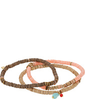 Chan Luu - 3-Pack Sequin Stretch Bracelet