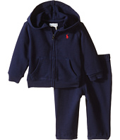 Ralph Lauren Baby - Fischale Terry Fleece Set (Infant)