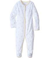 Ralph Lauren Baby - Printed Interlock Neutral Coveralls (Infant)
