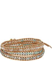 Chan Luu - 32' Pacific Opal Swarovski Mix Wrap Bracelet