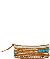 Chan Luu - 32' Turquoise Mix Wrap Bracelet
