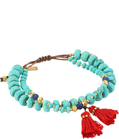 Chan Luu - 6' Adjustable Mulit Mix Double Strand Single Bracelet